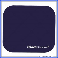 Tappetino Mouse Blu con microban antibatterico mousepad Fellowes 5933805