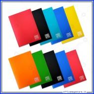 """Maxi A4 in PPL One Color Rigatura """"Q"""" Punto Metallico Blasetti 5575"""