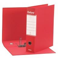 Registratore OXFORD Commerciale Colore Rosso Dorso 8cm - Esselte G831600
