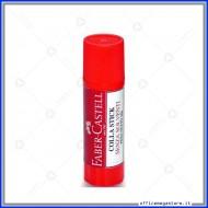 Colla stick media senza solventi 20g Faber Castell 187483