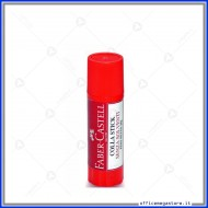 Colla stick piccola senza solventi 10g Faber Castell 187482