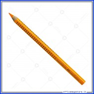 Evidenziatore a matita Arancio Textliner Dry grip jumbo Faber Castell 114815