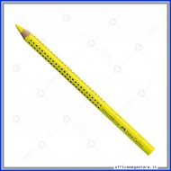 Evidenziatore a matita giallo Textliner Dry grip jumbo Faber Castell 114807