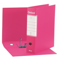 Registratore OXFORD Commerciale Colore Fucsia Dorso 8cm - Esselte G839000