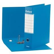 Registratore OXFORD Commerciale Colore Azzurro Dorso 8cm - Esselte G838000