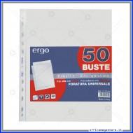 Buste a Foratura Universale 22x30 Alto Spessore Ergo 1717LT125  Gruppo Buffetti