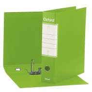 Registratore OXFORD Commerciale Colore Verde Lime Dorso 8cm - Esselte G836000