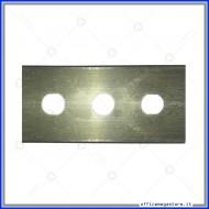 Lama d'acciaio ricambio per taglia nastro e Sigilla Sacchetti BS12C Wiler K42