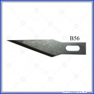 Lame di ricambio in acciaio per cutter C404/C901 Wiler B56