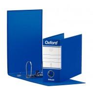 Registratore OXFORD Memorandum Blu Dorso 8cm - Esselte G8105