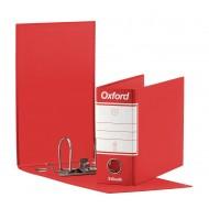 Registratore OXFORD Memorandum Rosso Dorso 8cm - Esselte G8116
