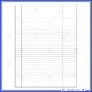 Libri Sociali Registro Soci di Spa 96 pagine numerate uso bollo Gruppo Buffetti DU135400000