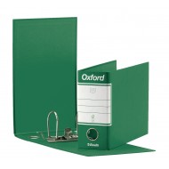 Registratore OXFORD Memorandum Verde Dorso 8cm - Esselte G8118