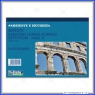Blocco Carico-Scarico Rifiuti Per Detentori (mod. A) 100 moduli Gruppo Buffetti DU165820000