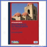 Documento di Trasporto 25 Fogli Quadruplice Copia 29.7x21.5 Gruppo Buffetti DU1687CD400