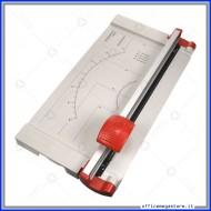Taglierina a Lama Rotante formato A4 in plastica a 3 Tipi di Taglio Wiler TA45