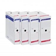 Scatola Archivio Boxy 80 25x35x8cm Dorso 8cm - Sei Rota