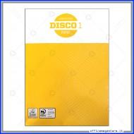 Carta A4 Disco1 80gms risma da 500 fogli bianca per fotocopie Burgo Distribuzione