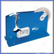 Sigillatore in Metallo per Sacchetti Monta Nastri Adesivi di 12 mm Wiler BS12C