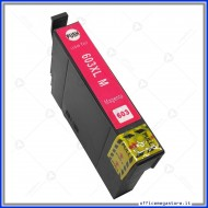 Epson T603XL M inkjet cartridge magenta cartuccia compatibile alta capacità 3,5ml.