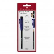 La matita perfetta con gommino gradazione B Faber Castell 182997