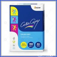 Risma di Carta 350g A4 Color Copy 125 fogli per stampa digitale a colori ad alta qualità Mondi 6396