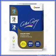 Risma di Carta 200g A4 Color Copy Style 250 fogli per stampa digitale a colori ad alta qualità Mondi 7771