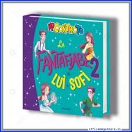 Libro Le Fantafiabe 2 di Luì e Sofì dei Me contro Te per bambini Mondadori Electra Kids