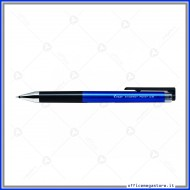 Penna roller a scatto Synergy point inchiostro blu gel punta fine 0.5 mm BLRT-SNP5 Pilot 001366