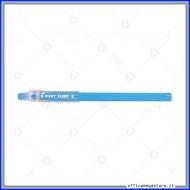 Penna a sfera Kleer inchiostro gel cancellabile termosensibile azzurro punta 0.7mm BL-LFP7-E Pilot 006564