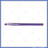 Penna a sfera Kleer inchiostro gel cancellabile termosensibile viola punta 0.7mm BL-LFP7-E Pilot 006565