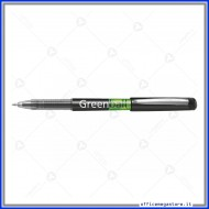 Penna roller Nero Greenball point inchiostro liquido punta media 0.7 mm BL-GRB7-BG Pilot 040110