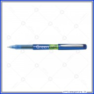 Penna roller Blu Greenball point inchiostro liquido punta media 0.7 mm BL-GRB7-BG Pilot 040111