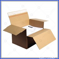 Scatola postale ad altezza variabile con apertura FastFold BANKERS BOX  A3-+ Fellowes 7375001
