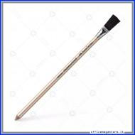 Gomma Perfection 7058-B con spazzolino per dattilo Faber Castell 185800