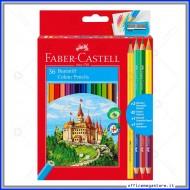 Pastelli Colorati Eco astuccio da 36 + 3 matite bicolor + 1 Matita di grafite Faber Castell 110336