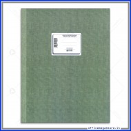 Registro per Rilevazione Temperatura Corporea 24 pagine numerate Data Ufficio Gruppo Buffetti SpA DU3219TC100