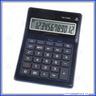 Calcolatrice da Tavolo a 12 Cifre Impermeabile all'acqua e alla polvere ideale per ambulanti, officine e magazzini Wiler W6612