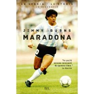 Libro Maradona di Jimmy Burns