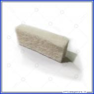 Tamponcino in feltro di ricambio per numeratore KW206 - Wiler KW206T