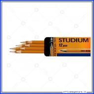Matita di grafite HB/2 Studium Fila confezione da 12 matite 112406