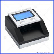 Rilevatore Banconote False a Scansione, verifica, conta e valorizza banconote EURO Wiler MD350S