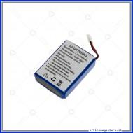 Batteria ricaricabile per Rilevatore Banconote MD350S / MD320D / MD321S - Wiler MD320BAT