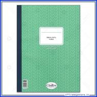 Registro Prima Nota Cassa formato A4 50 moduli autoricalcanti in duplice copia 100 fogli CieRre CR614