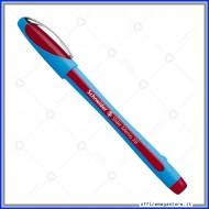 Penna a Sfera Slider Memo XB con cappuccio inchiostro Rosso Schneider 150202