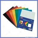 Carta magnetica colorata formato A5 in confezione da 10 fogli assortiti spessore 0,3mm Wiler MA10A5