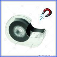 Nastro adesivo Magnetico con dispenser formato 19 mm x 5 metri Wiler MAT19