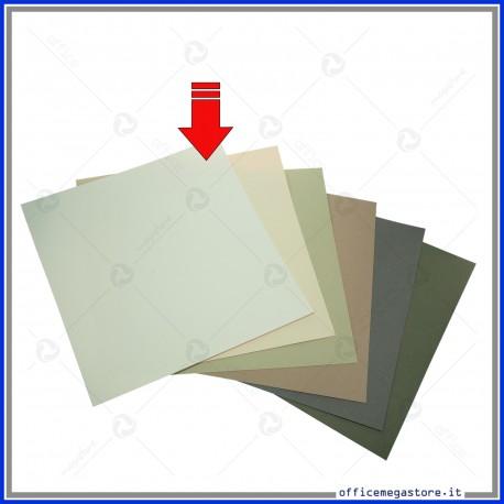"""Carta grezza colore avorio formato 12""""x 12"""" (305x305mm) 220 gsm Wiler CP220R1212C1"""