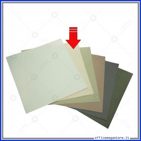 """Carta grezza colore crema formato 12""""x 12"""" (305x305mm) 220 gsm Wiler CP220R1212C2"""