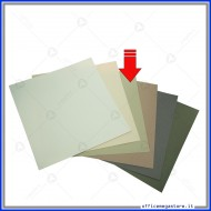 "Carta grezza colore kraft formato 12""x 12"" (305x305mm) 220 gsm Wiler CP220R1212C4"